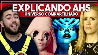8a TEMPORADA NO UNIVERSO COMPARTILHADO DE AMERICAN HORROR STORY!   COM SPOILERS #Apocalypse #AHS8