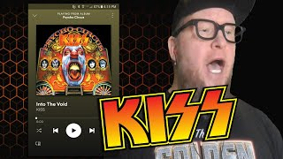 """KISS """"Into the Void""""  (First Listen)"""