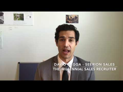 The Importance Of Being An Associate Sales Rep - The MILLENNIAL Sales Recruiter