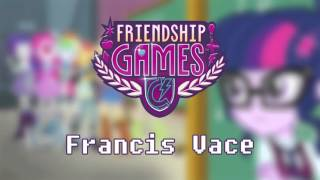 Friendship Games EP (all six songs covered)