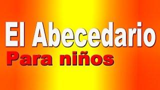 El Abecedario Español - Videos Educativos para Niños ♫ Divertido para aprender Lunacreciente