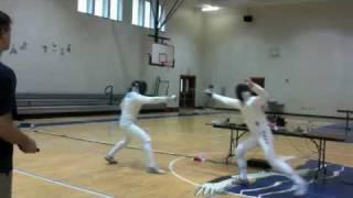 EOC Fencing Pirate Olympics 2010