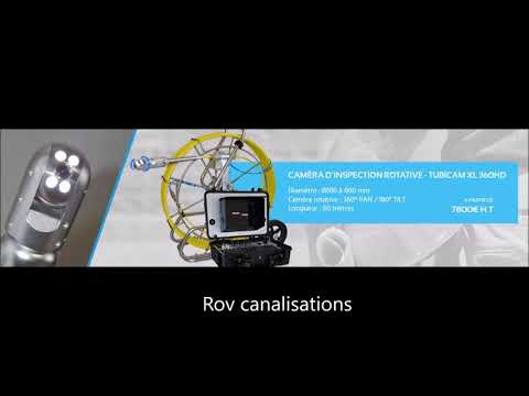 Rov canalisations