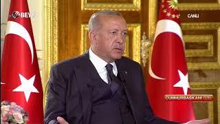 Cumhurbaşkanı Erdoğan: Ayasofya'nın adını cami olarak koyarız