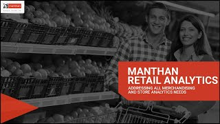 manthan retail analytics solution overview