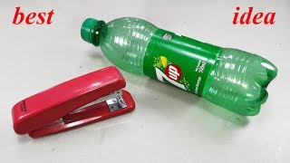 plastic bottle craft idea | best out of waste | plastic bottle reuse idea | best diy