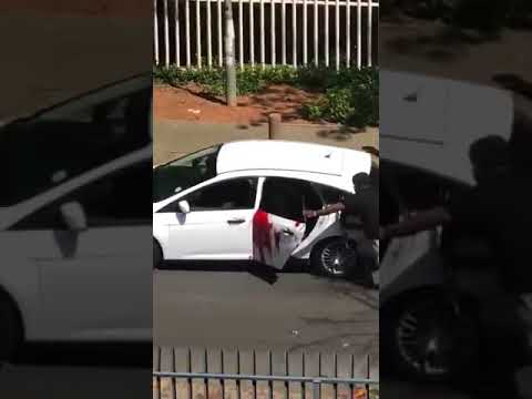 (FATAL SHOOTING) HEAVILY ARMED SUSPECTS SHOOTOUT WITH POLICE, ONE KILLED - RANDBURG, SOUTH AFRICA
