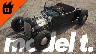 Brothers Custom 1927 Model T Hot Rod | Fuel Tank Feature 13