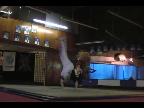 Richard Cartwheel Twist 1