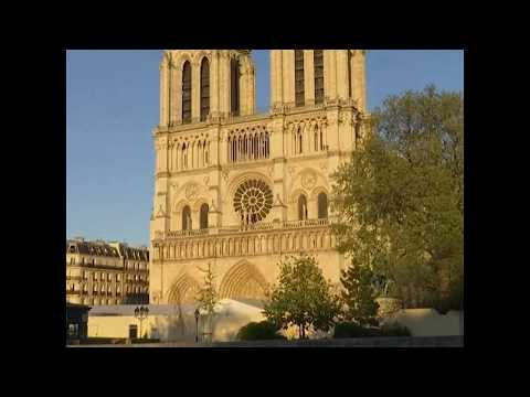 Notre Dame cathedral bell rings to mark one-year anniversary of fire | ABC News