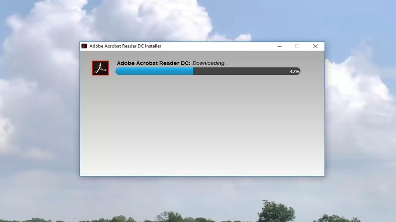 pdf reader software download window 7