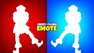 *NEW* PENNYWISE EMOTE FILE LEAKED..! (Creepy Clown) Fortnite Battle Royale