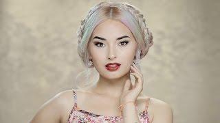 Negative Space Eyeliner + Bold Sangria Lip/ Get My Look Feat. Laura Sanchez