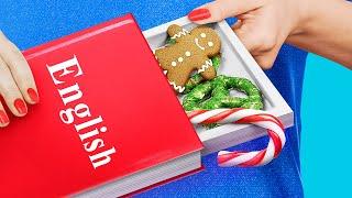 13 Cách Kỳ Lạ Mang Kẹo Giáng Sinh Vào Lớp Học / Những Trò Đùa Giáng Sinh Và Mẹo Hay Trong Cuộc Sống