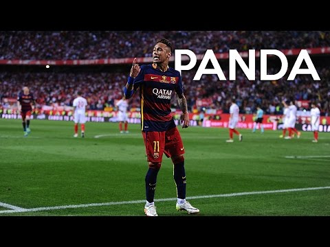 Neymar Jr - Panda | Amazing Tricks & Skills 2016 | HD