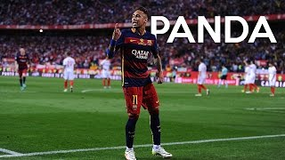 Neymar Jr - Panda  Amazing Tricks  Skills 2016  HD