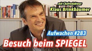 Aufwachen #283 mit Klaus Brinkbäumer, SPIEGEL-Chefredakteur