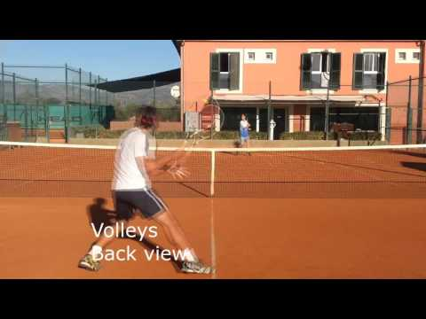 College Tennis Recruiting Video - Santiago Haas - 2016