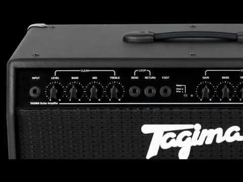 Tagima Guitar Amplifier Black Fox 100