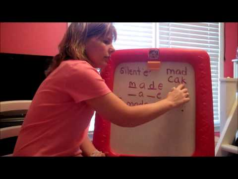 How to Teach a Child to Read - Silent