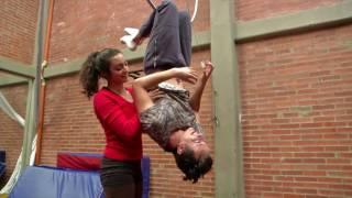 Un día como artista de circo