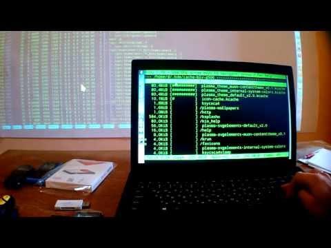Как посмотреть свободное место на диске linux
