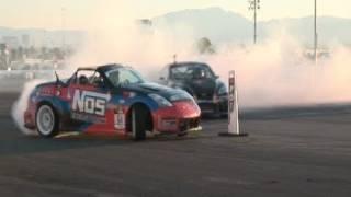 video thumbnail of Formula D 2010 Las Vegas Chris Forsberg Interview - GTChannel Viral