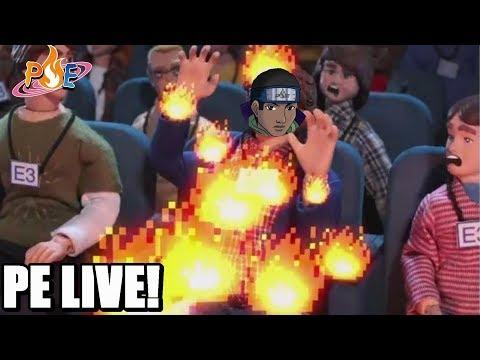 PE LIVE! - Reggie Mother 3 Jokes = Bad |  I'll NEVER Buy Yakuza | Media Create Sales + Q&A!
