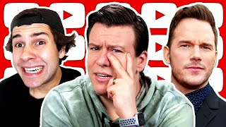 I'm sorry. But This is Happening... & RIP Chris Pratt Controversy, David Dobrik, Elon Musk & More
