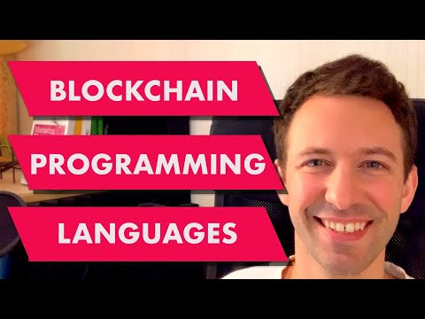 Best Programming Languages For Blockchain