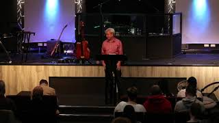 FIGHT THE RIGHT FIGHT - PASTOR JACK McKEE
