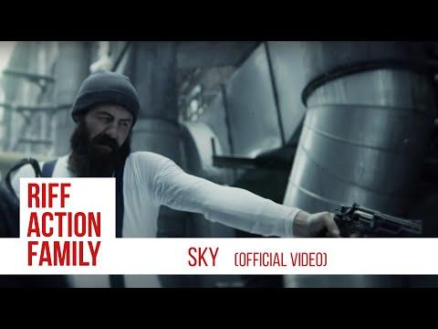 Клип Riff Action Family - Sky