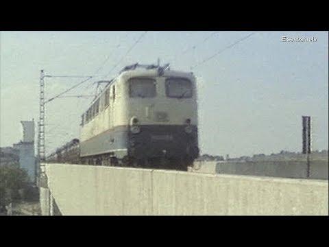 Eisenbahn vor 25 Jahren  Güterumgehung Bad Cannstatt 1993