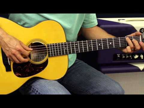 How To Play - Brantley Gilbert - Bottoms Up - Guitar Lesson - EASY