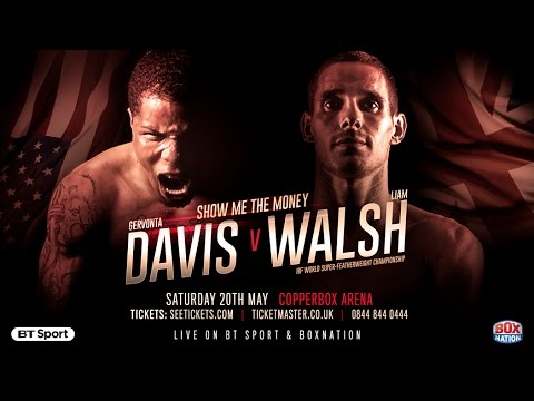 Джервонта Дэвис - Лиам Уолш Gervonta Davis vs Liam Walsh Кто победит? Who Wins?
