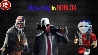 ROBLOX:[Alpha] Notoriety:#1