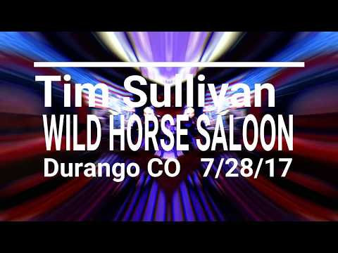Tim Sullivan At Wild Horse Saloon Durango Colorado 7/28/17