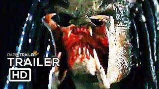 THE PREDATOR Official Trailer #2 (2018) Sci-Fi Movie HD