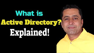 Windows server 2019 Active Directory Tutorial for Beginners