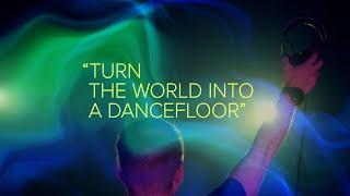 Armin van Buuren - Turn The World Into A Dancefloor (ASOT 1000 Anthem) [Official Video]