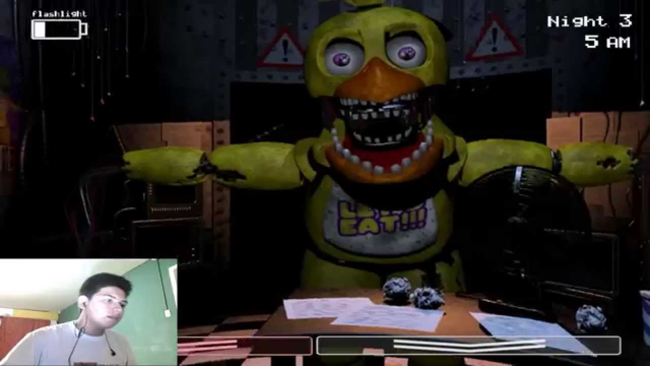 Personajes me quieren matar d l five nights at freddys 2 youtube