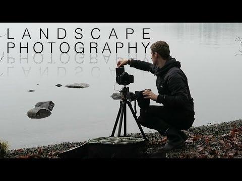 Landscape Photography   Selfies & Poor Weather