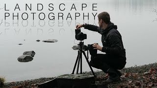Landscape Photography | Selfies & Poor Weather