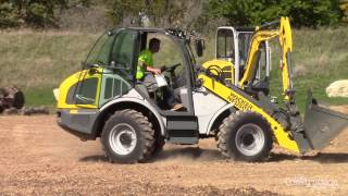 Features of the Wacker Neuson 8085 Compact Loader