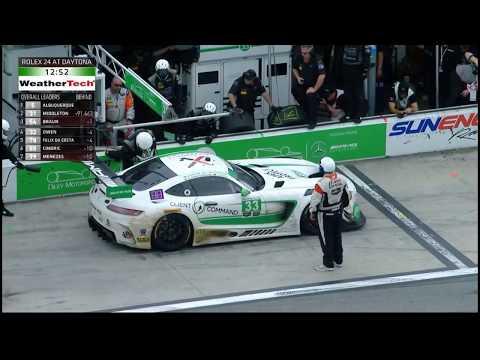 24 Hours of Daytona 2018 | Last 30 Minutes