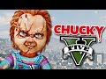 GTA V MODS: CHUCKY EN GTA 5 !! - RobleisIUTU