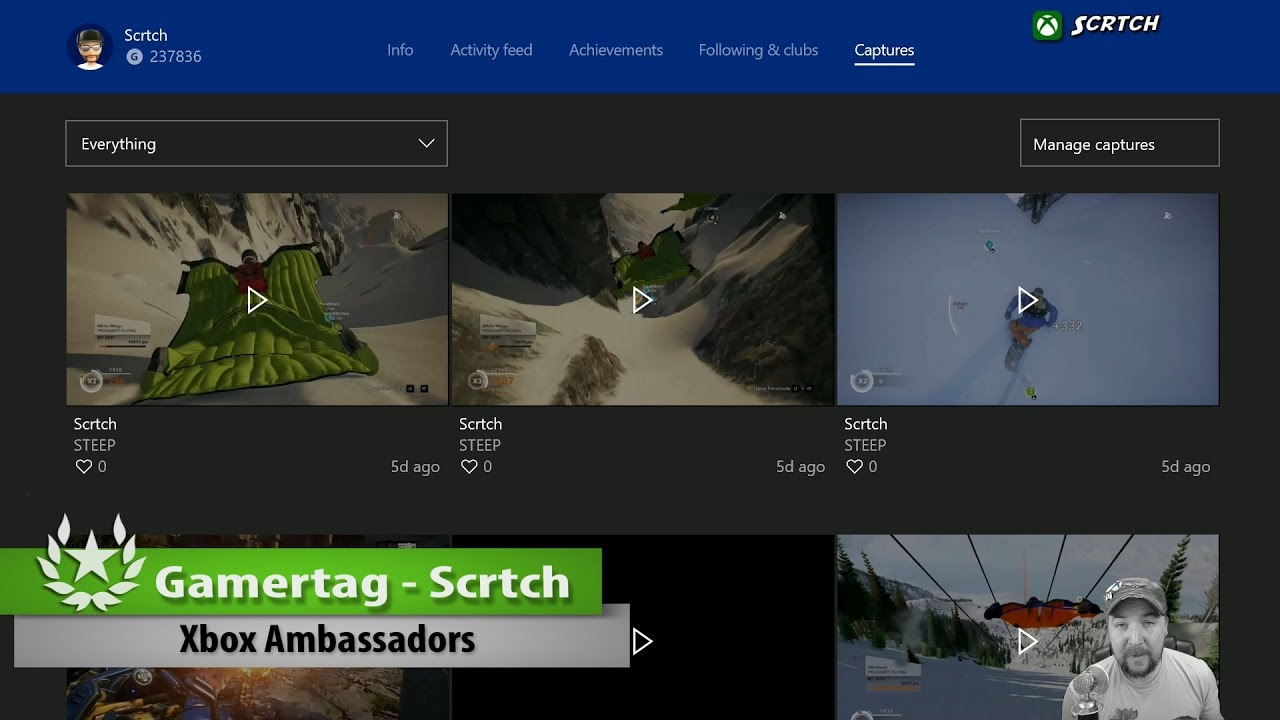 Can't Upload to Xbox Live? Game Clips, Cloud Storage and You