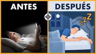 Cómo Dormir Mejor • Guía de 8 pasos para Dormir Bien y Profundo