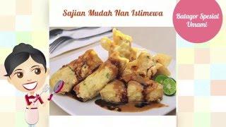 Dapur Umami - Batagor Spesial Umami
