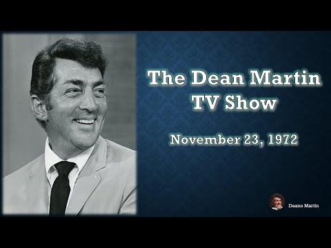 The Dean Martin Show (11/23/72) - FULL EPISODE